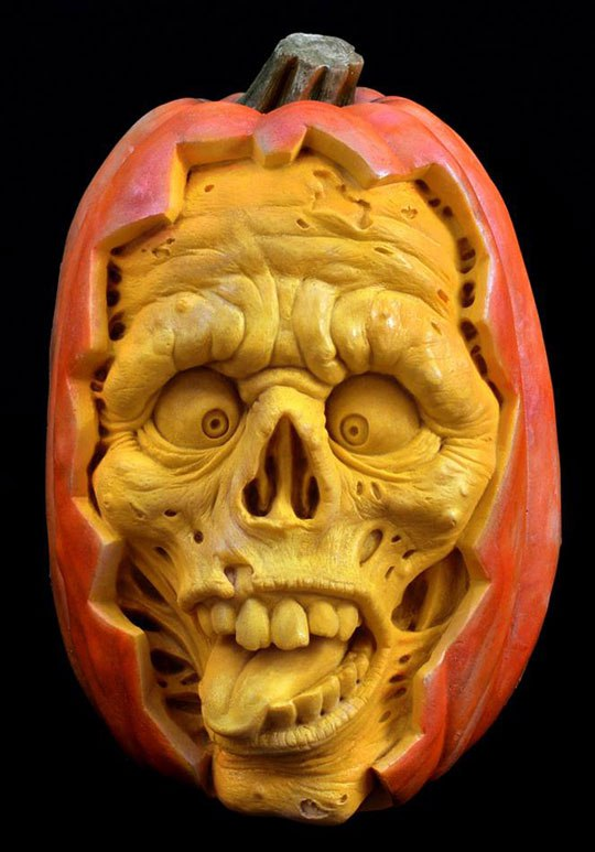 Pumpkin carving ideas for halloween