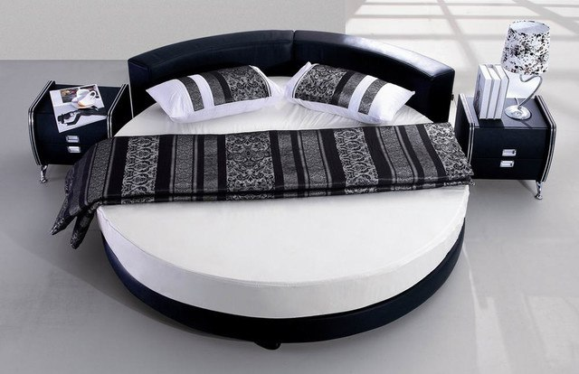 contemporary round bed design. 20 Very Cool Modern Beds For Your Room