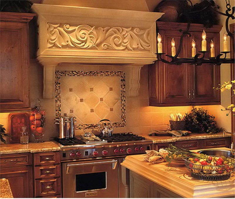 surprising kitchen wall tile designs | 20 Inspiring Kitchen Backsplash Ideas and Pictures