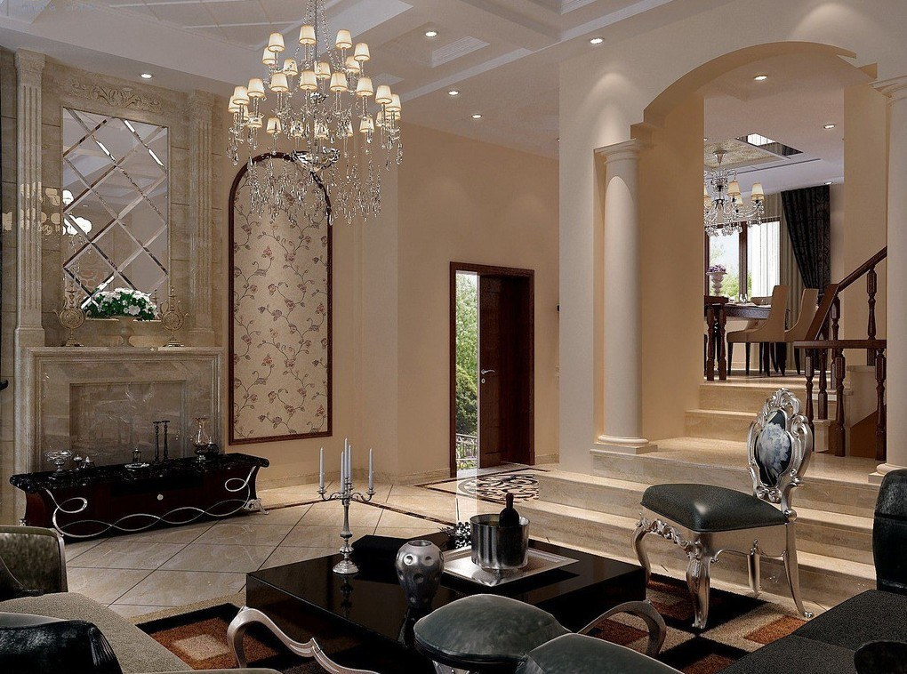 Luxury Ideas For Lavish Living Room Style: 20 Luxury Living Rooms For The Super Rich