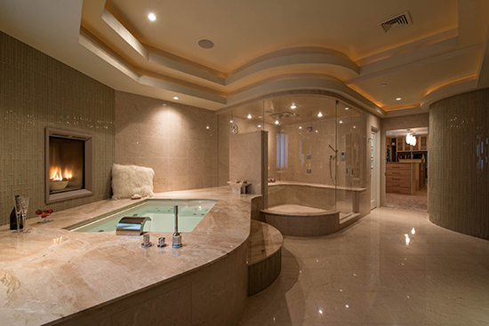 Bathroom Sets Luxury Reconditioned Bath Tub In Master Bedroom: 20 High End Luxurious Modern Master Bathrooms