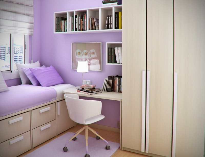 Small Girls Bedroom Design Idea By Sergi Mengot