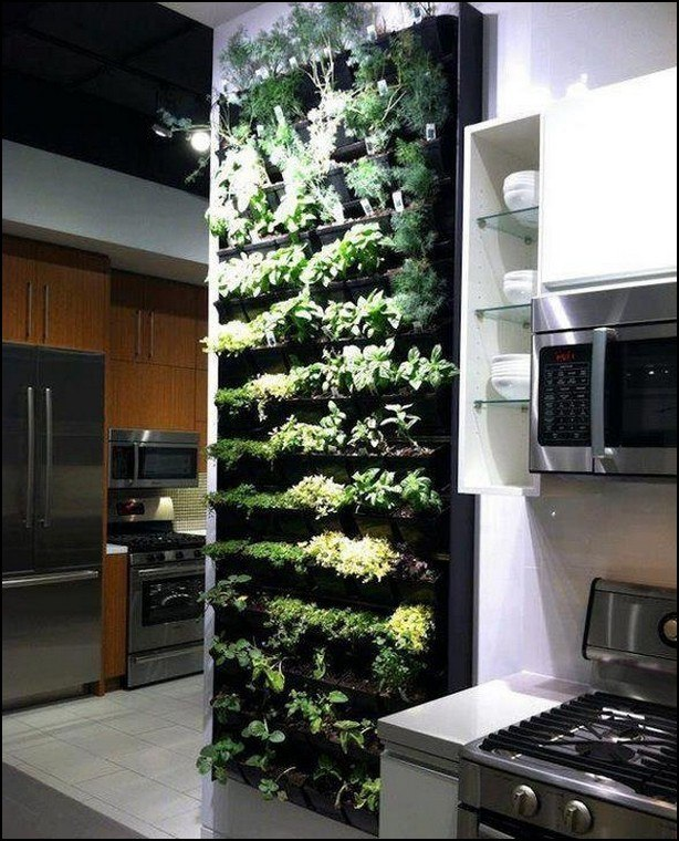 35 Indoor Garden Ideas To Green Your Home: 20 Beautiful Indoor Garden Design Ideas
