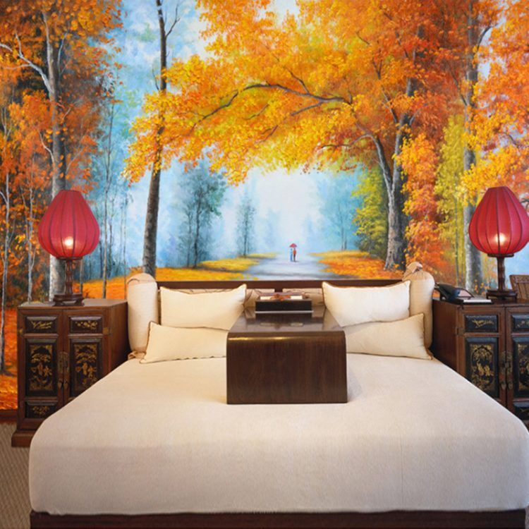 10 Fall Wallpapers To Accentuate Your Home