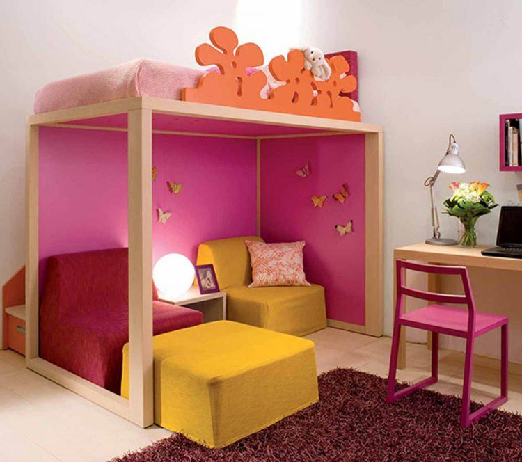 20 Very Cool Kids Room Decor Ideas