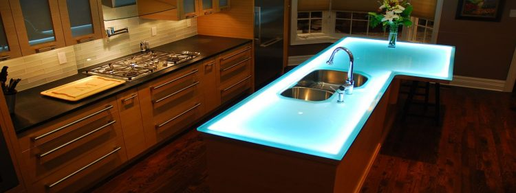 20 Of The Most Unique Kitchen Countertops