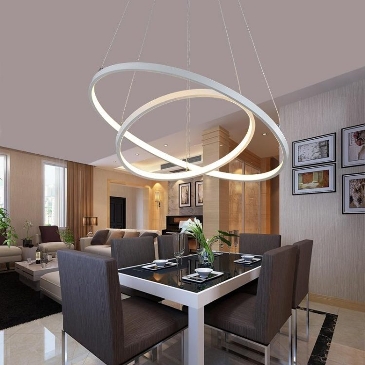 Hanging Dining Room Light: 10 Beautiful Dining Rooms With Hanging Lights