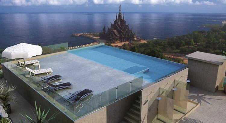 20 Of The Most Incredible Residential Rooftop Pool Ideas