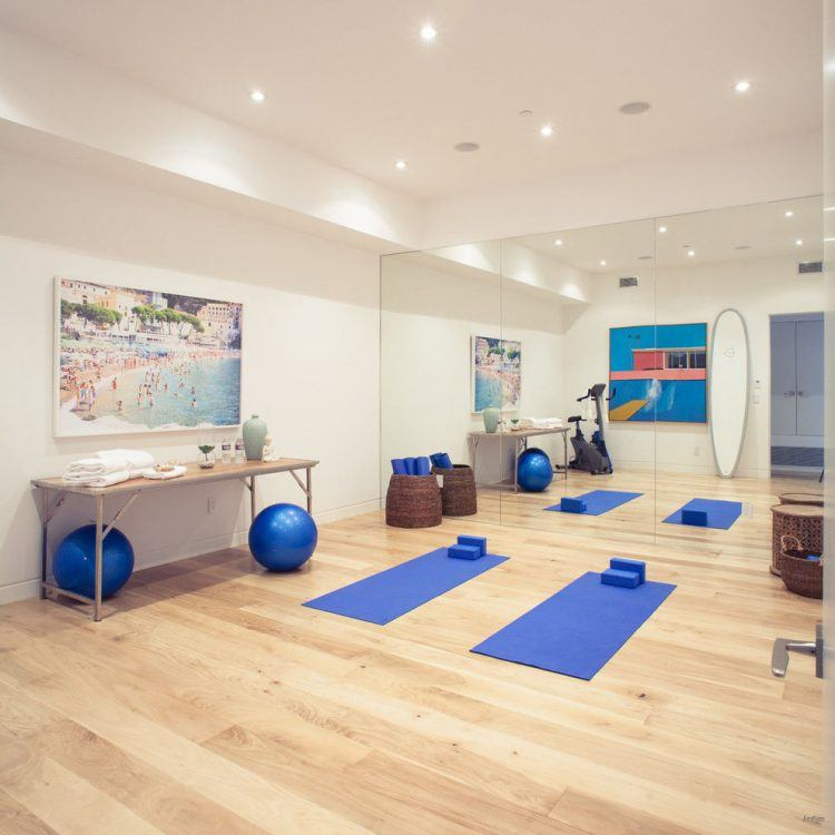 10 Home Yoga Studio Designs You'Ll Love