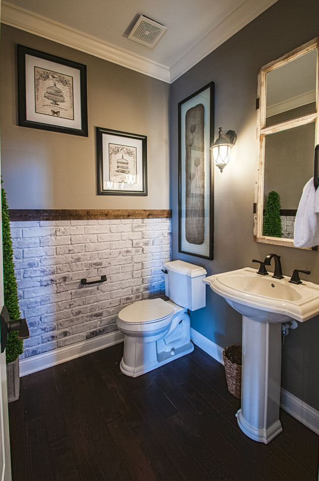 15 Small Bathroom Designs Youll Fall In Love With - Small-bathroom-design