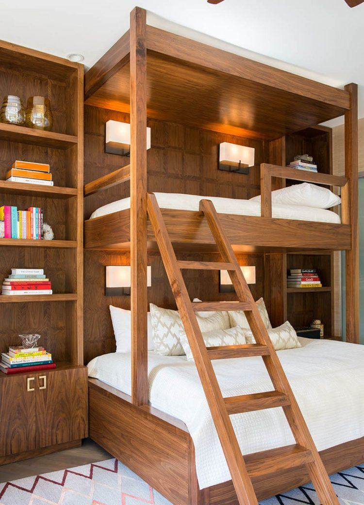20 Awesome Modern Bedroom Furniture Designs: 20 Cool Bunk Beds Even Adults Will Love