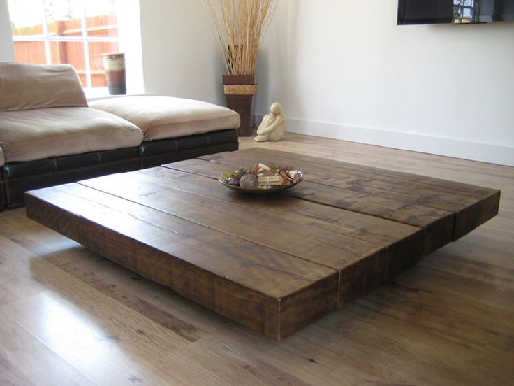 10 large coffee table designs for your living room housely - Amazing coffee table designs ...